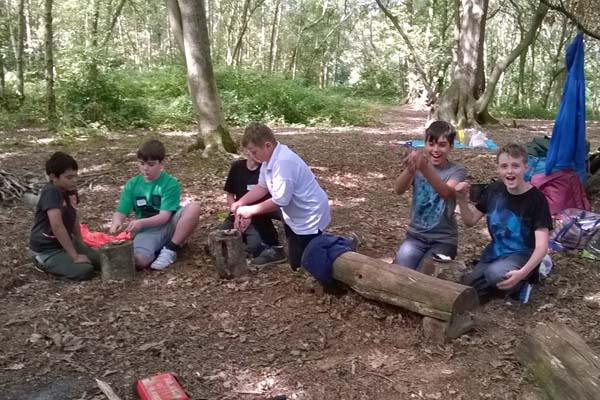Young Carers in Sandhill Wood